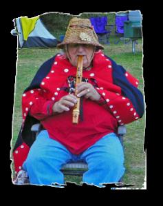 Grandfather Bear, Itswoot Wawa Hyiu - Roy I. Wilson
